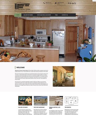 Century Cedar Homes