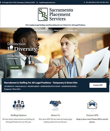 Sacramento Placement Services
